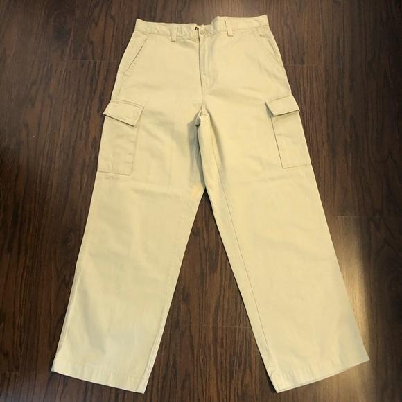 GAP Other - Gap khakis cargo pants size 34X 30 measuring 35.5W
